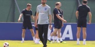 England Training Session & Press Conference - 2018 FIFA World Cup Russia