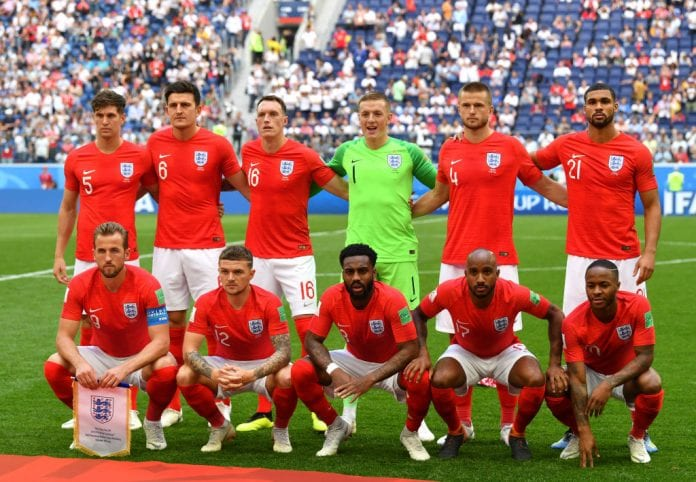 3a8940cdd0d Belgium v England  3rd Place Playoff - 2018 FIFA World Cup Russia