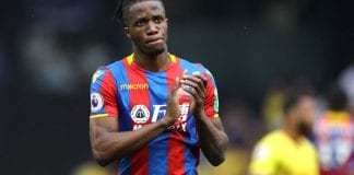 Wilfried Zaha rejects Crystal Palace contract offer