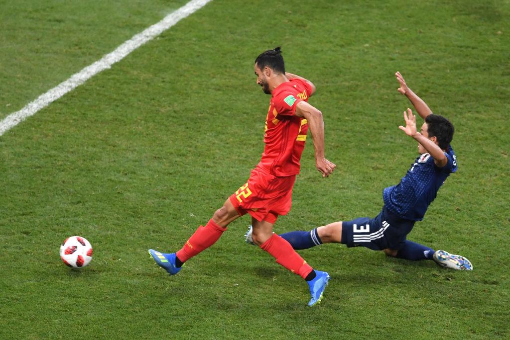 Review: Belgium – Japan