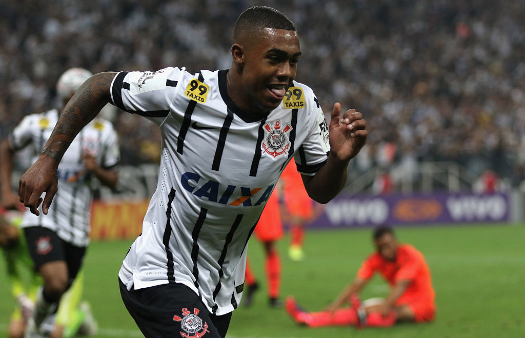 Where does Malcom fit with Barcelona?