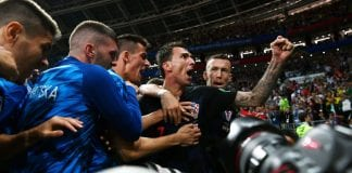 Review: Croatia - England