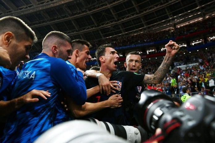 Review: Croatia - England