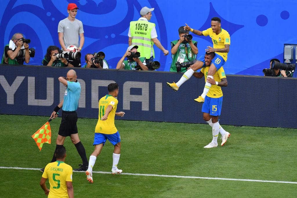 Review: Brazil – Mexico