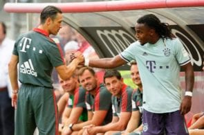 Renato Sanches looking to get career back on track