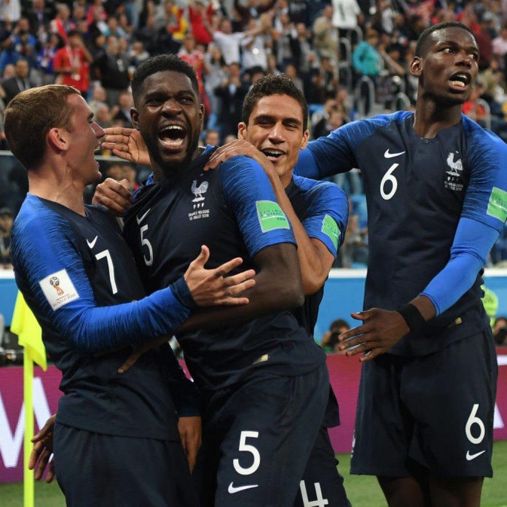Review: France – Belgium