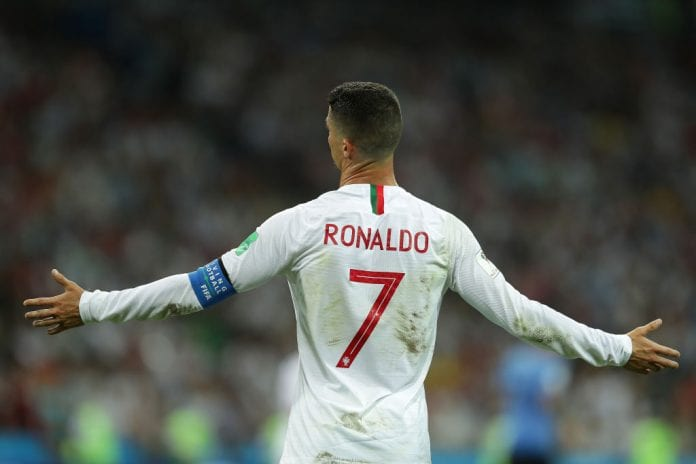 3f5c57769 Now that the new season for Cristiano Ronaldo has basically started