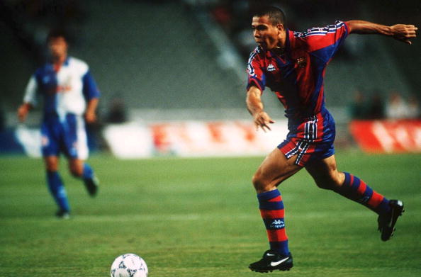 480d86d5c La Liga Legends  Ronaldo Nazario