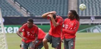 FC Bayern AUDI Summer Tour 2018 - Day 2