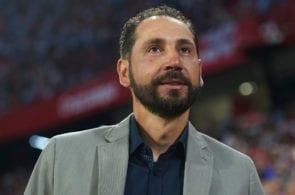 Sevilla v Ujpest - UEFA Europa League Second Qualifying Round: 1st leg