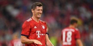 Bayern Muenchen v Manchester United - Friendly Match