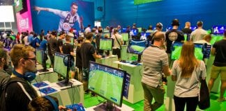 Gamescom 2018 Press Day