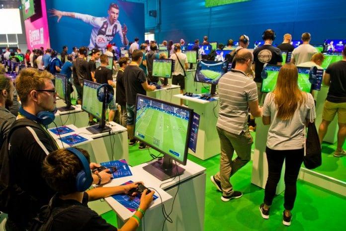 Gamescom  Press Day