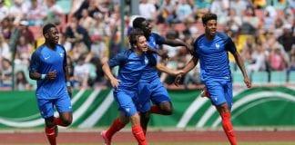 U16 Germany v U16 France - International Friendly