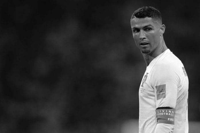 online retailer 2534d 09a0e Ronaldo will wear Juventus kit for the first time tomorrow ...