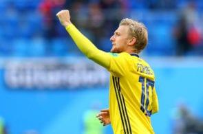 Sweden v Switzerland: Round of 16 - 2018 FIFA World Cup Russia