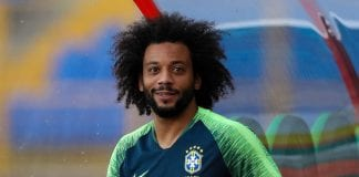 Brazil Press Conference and Training Session - 2018 FIFA World Cup Russia