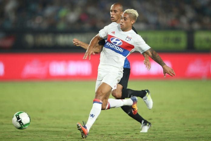 ccf6dd092 It took Real Madrid product Mariano only one year to prove his worth in  Ligue 1