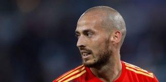 David Silva retires from Spain national team