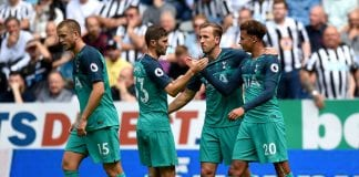 Review: Newcastle United – Tottenham Hotspur