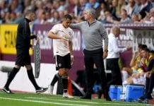Alexis Sanchez, Jose Mourinho, Manchester United