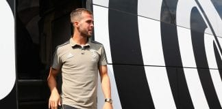 Miralem Pjanic. Photo by Getty Images.
