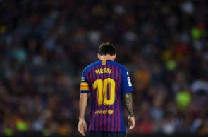 Lionel Messi, Barcelona, La Liga