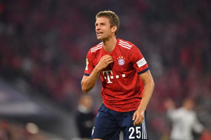 innovative design a4c22 2b941 Bayern Munich want to dominate the Bundesliga again - Muller ...