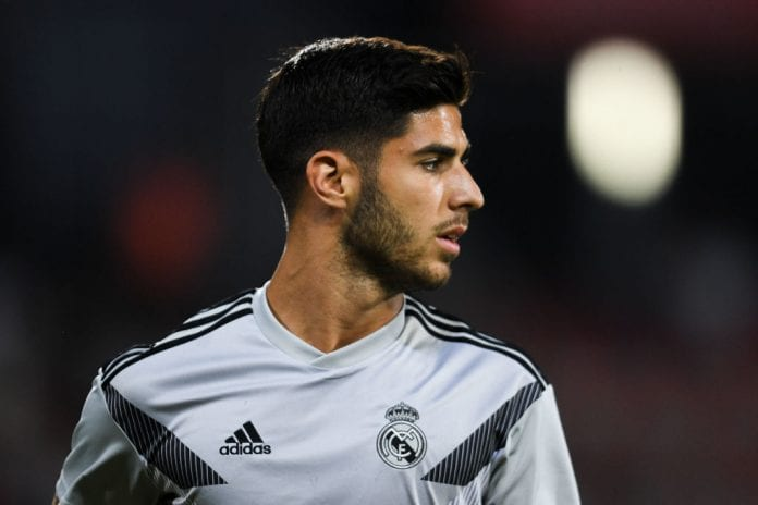 wholesale dealer be256 47771 Marco Asensio: I will change my shirt number at Real Madrid ...