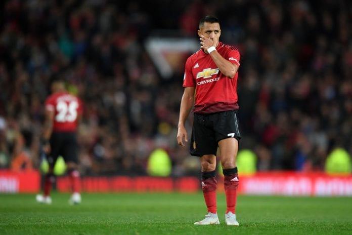 f1de64c34af Sky Sports pundit Paul Merson believes Alexis Sanchez does not fit into  Jose Mourinho s system as he claims he looks lost.