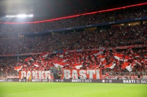 MUNICH, GERMANY - AUGUST 28: A general view during the Friendly Match between FC Bayern Muenchen and Chicago Fire at Allianz Arena on August 28, 2018 in Munich, Germany. (Photo by Adam Pretty/Bongarts/Getty Images,)