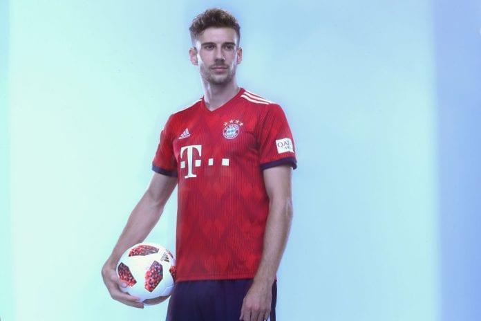 sports shoes 0ad3a da48c Leon Goretzka: I've probably already improved at Bayern ...