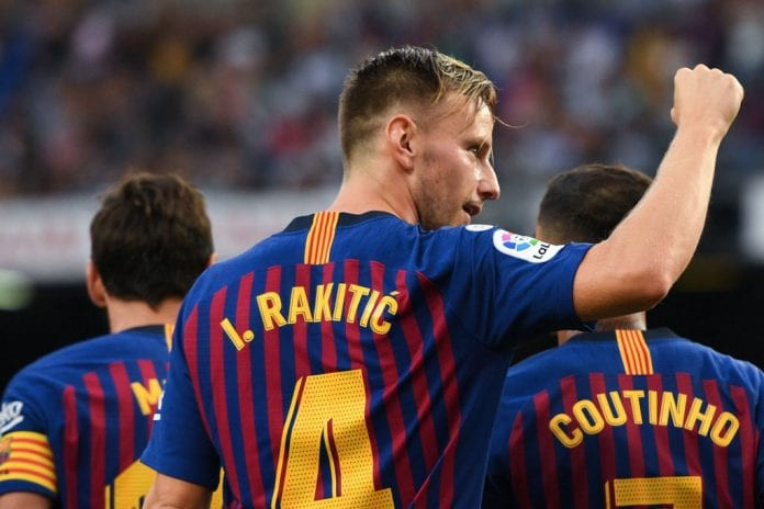 Image result for rakitic