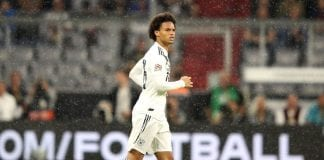 Leroy Sane leaves Germany squad for personal reasons