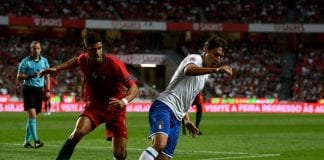 Review: Portugal – Italy