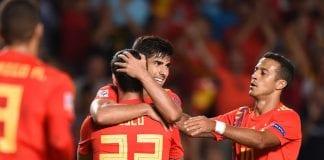 Review: Spain – Croatia