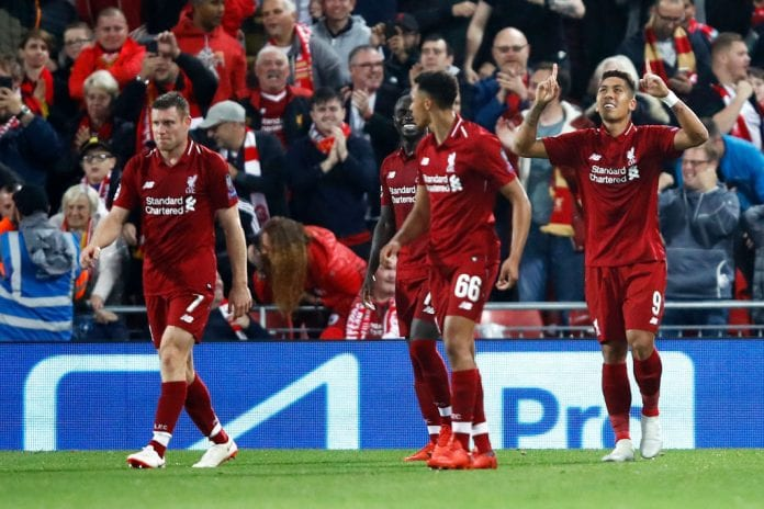 e677e796b00 Liverpool v Paris Saint-Germain - UEFA Champions League Group C