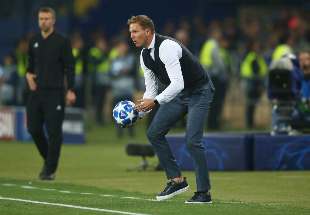 Julian Nagelsmann becomes youngest ever Champions League manager - ronaldo. com