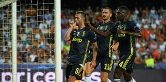 Review: Valencia – Juventus
