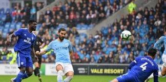 Cardiff City v Manchester City - Premier League