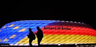 Professional Football In Germany Shows Support For The German UEFA Euro 2024 Application