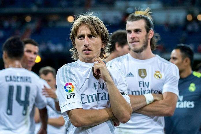 Real Madrid v Galatasaray: Santiago Bernabeu Trophy