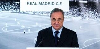 Florentino Perez wants €574 million to give Santiago Bernabeu a face-lift