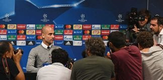 """Ex-Barcelona manager Pep Guardiola revealed that he considers the criticism he received from the Spanish press to be """"evil"""""""