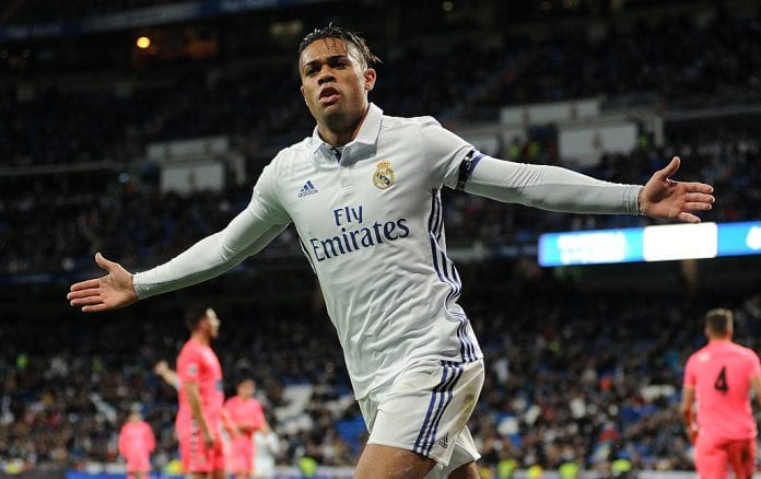 the latest b49cd ad79d Mariano Diaz: Why I took Ronaldo's No 7 at Real Madrid ...
