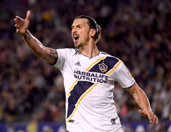 34c79b6cd Zlatan Ibrahimovic feels that Mohamed Salah s goal against Everton should  not have won FIFA s Puskas Award