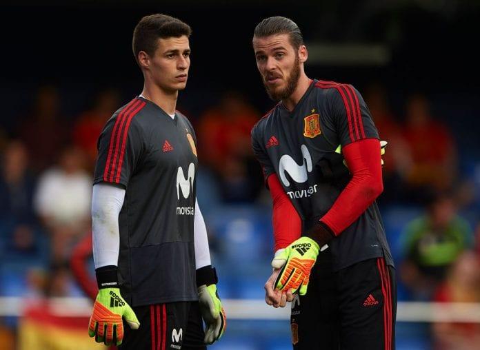 new arrival 71c9e 94ead Kepa: I'm ready to challenge David de Gea to become Spain's ...