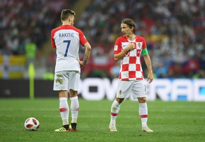 luka modric is the best player in the world says rakitic ronaldo com