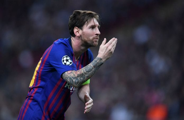We take a more in-depth look to the performance that Lionel Messi gifted  all of us yesterday against Tottenham Hotspur e9cde435a