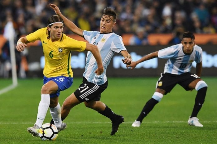 48657a8f9 Brazil manager revealed what it means for all Brazilians to play against  Argentina every time